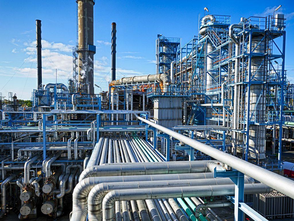 processi chimi e petrolchimici