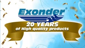 Read more about the article Exonder compie 20 anni
