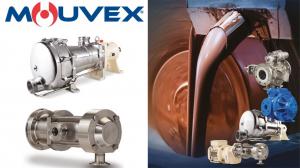 Read more about the article Pompe Mouvex® – La soluzione per tutti i processi di lavorazione del cioccolato